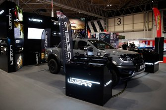 The Lazer Performance Lighting stand at Autosport International 2020