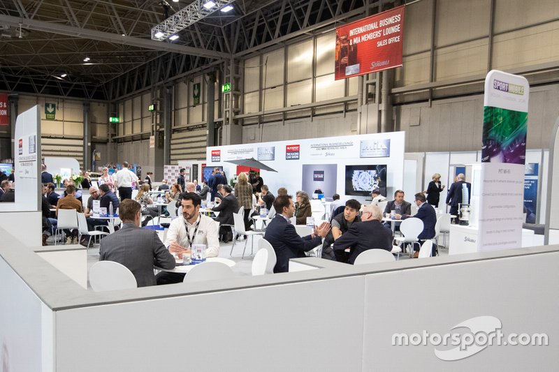 Autosport Business area