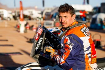 Эмануэль Дьенеш, Autonet Motorcycle Team, KTM 450 Rally Replica (№44)