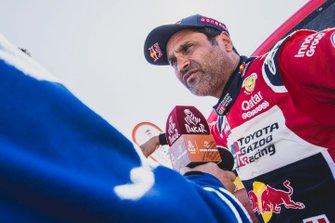 Нассер Аль-Аттия, Toyota Gazoo Racing, Toyota Hilux (№300)