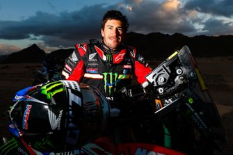 #12 Monster Energy Honda Team: Joan Barreda Bort