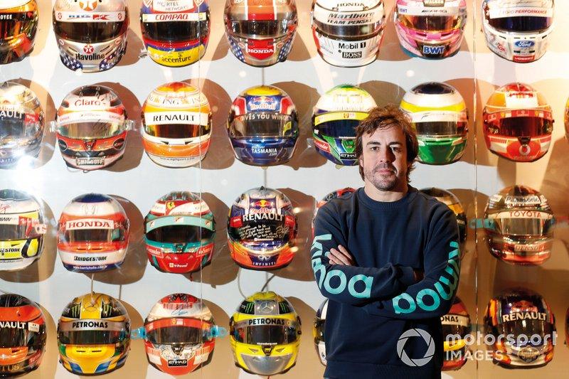 Una entrevista con Fernando Alonso en la revista F1 Racing dejó multitud de titulares y destacada información
