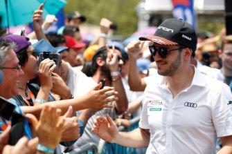 Daniel Abt, Audi Sport ABT Schaeffler meets fans