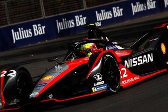 Oliver Rowland, Nissan e.Dams, Nissan IMO2