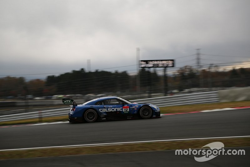 James Rossiter, Team Impul Nissan GT-R NISMO GT500