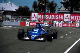 Jacques Laffite, Ligier Renault JS25