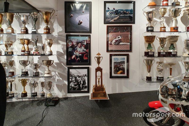 Trofei e fotografie
