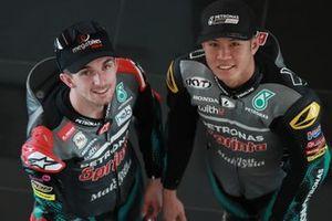 John McPhee, Khairul Idham Pawi, SIC Racing Team,