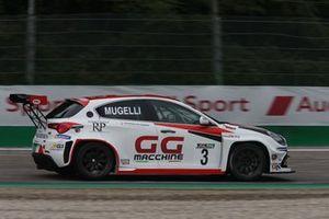 Massimiliano Mugelli, PRS Motorsport, Alfa Romeo Giulietta TCR