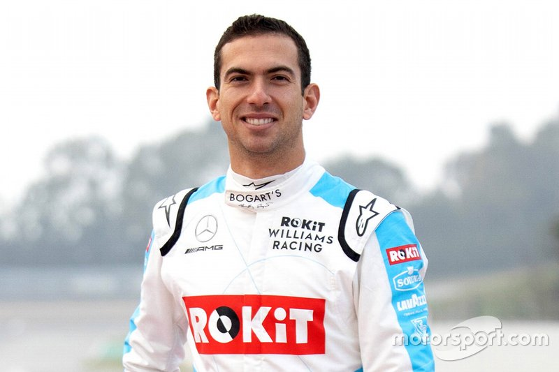 #19: Nicholas Latifi (Williams) - 80.000 Follower