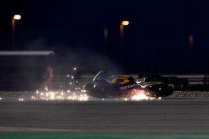 Sturz: Augusto Fernandez, Marc VDS Racing