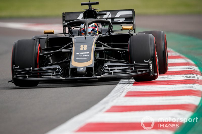 17 - Romain Grosjean, Haas F1 Team VF-19