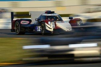 #52 PR1 Mathiasen Motorsports ORECA LMP2 07, LMP2: Ben Keating, Simon Trummer, Gabriel Aubry