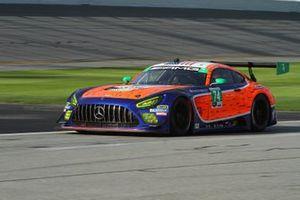 #74 Riley Motorsports Mercedes-AMG GT3: Lawson Aschenbach, Ben Keating, Gar Robinson, Felipe Fraga