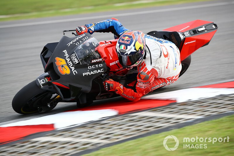 8º Jack Miller, Pramac Racing - 1:58.616