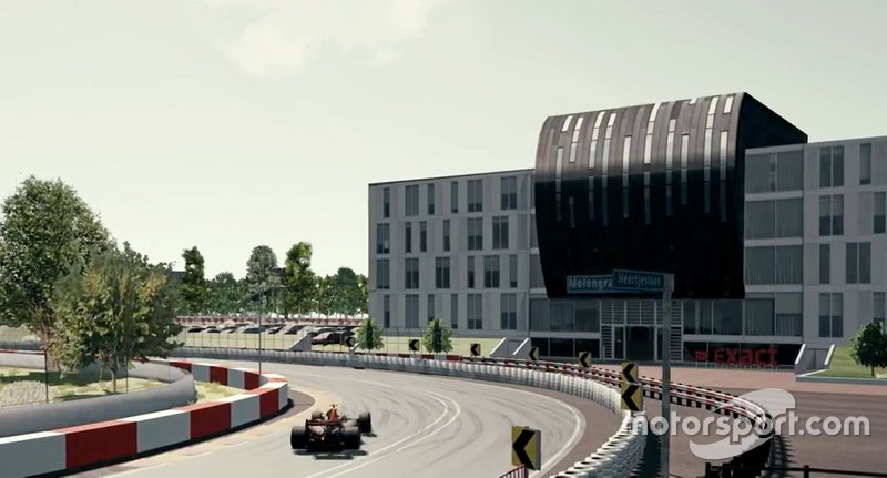 Exact Dutch GP in Delft