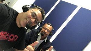 André Duek e Roberto Moreno