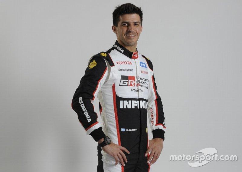 #117 - Matías Rossi (ARG) - Full Time Sports (Corolla)