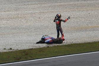 Sturz: Filip Salac, Prüstel GP
