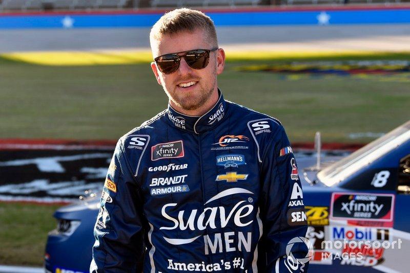 Justin Allgaier, JR Motorsports, Chevrolet Camaro Suave Men