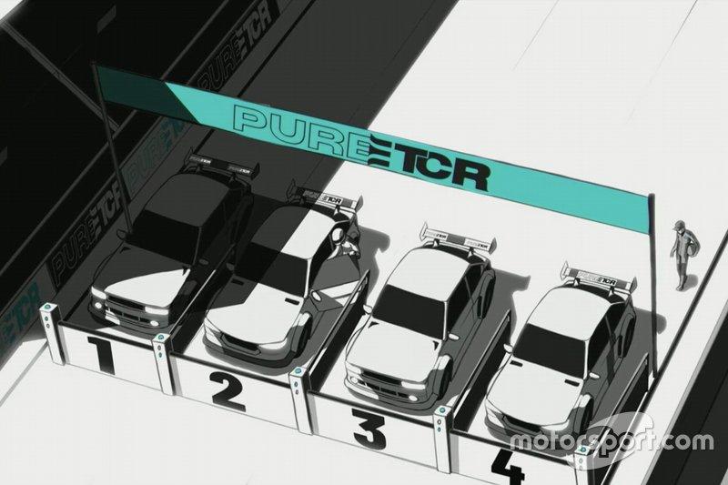 Pure ETCR Format