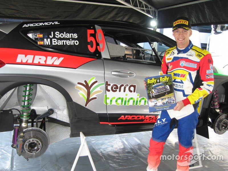 Jan Solans; Ford Fiesta R2
