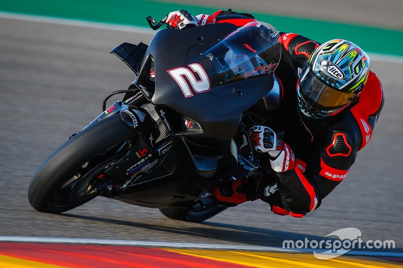 #2 Leon Camier, Barni Racing Team