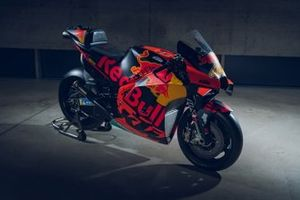 Moto di Pol Espargaro, Red Bull KTM Factory Racing