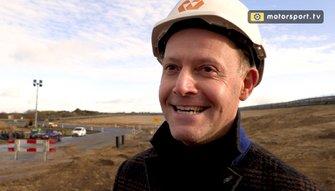 Interview met directeur Robert van Overdijk over de verbouwing van Circuit Zandvoort voor F1