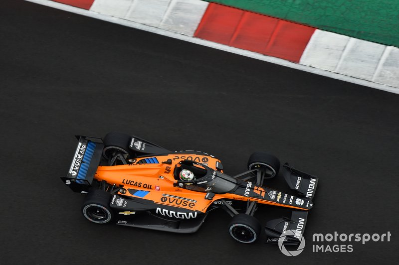 Pato O'Ward, Arrow McLaren SP Honda
