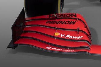 Переднее антикрыло Ferrari SF1000
