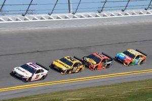 Joe Gibbs Racing: Denny Hamlin, Erik Jones, Martin Truex Jr., Kyle Busch