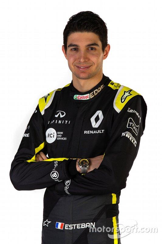Esteban Ocon, Renault F1 Team