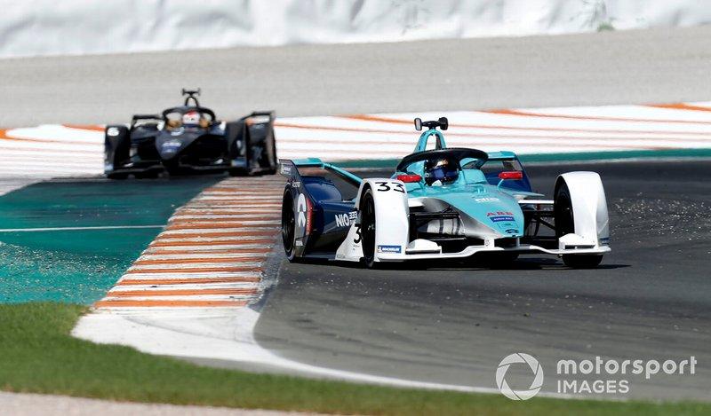 Ma Qinghua, NIO 333, NIO FE-005, Brendon Hartley, Dragon Racing, Penske EV-4