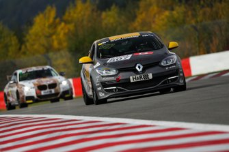#507 Renault Megane RS: Janis Waldow, Finn Unteroberdörster