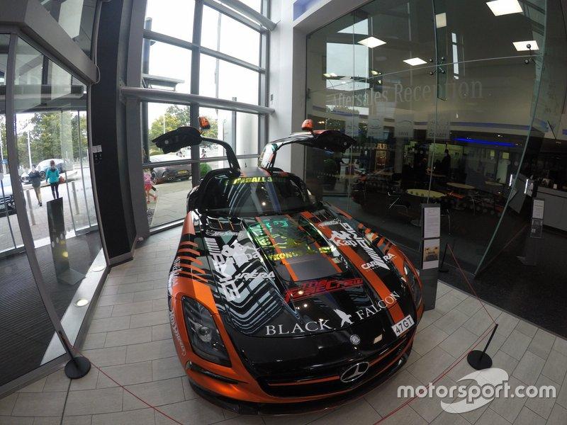 Mercedes-AMG GT, Gumball 3000