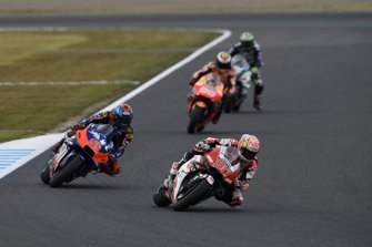 Takaaki Nakagami, Team LCR Honda, Hafizh Syahrin, Red Bull KTM Tech 3, Jorge Lorenzo, Repsol Honda Team, Karel Abraham, Avintia Racing