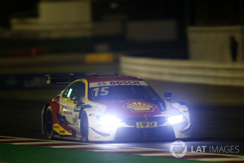 9. Augusto Farfus, BMW Team RMG, BMW M4 DTM