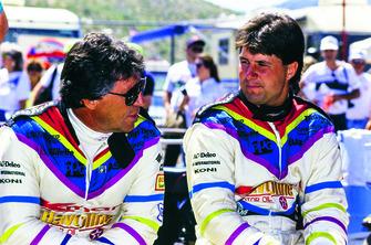 1991 Indycar, Mario Andretti, Michael Andretti