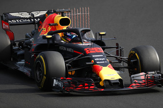 Jake Dennis, Red Bull Racing RB14