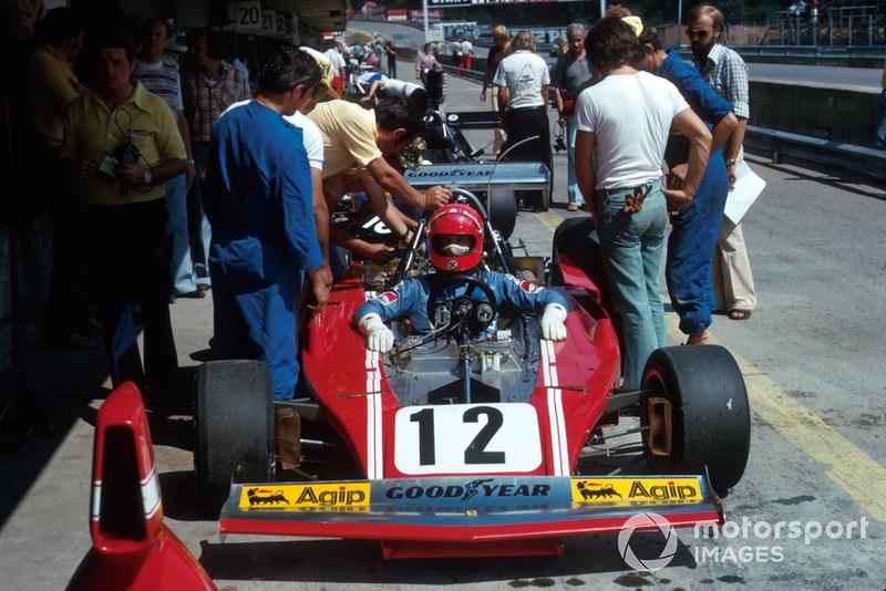 GP Spanyol 1974