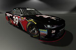 Ryan Sieg, RSS Racing, Chevrolet Camaro