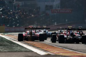 Niko Kari, MP Motorsport, Julien Falchero, Arden International