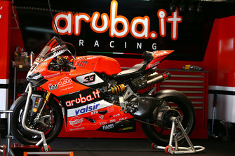 Marco Melandri, Aruba.it Racing-Ducati SBK Team bike