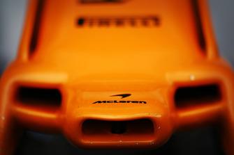 McLaren neus