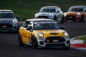 Marco Santamaria, A.D. Motor by CAAL Racing, MINI John Cooper Works Challenge Lite