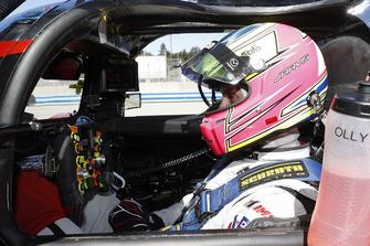 #77 Mazda Team Joest Mazda DPi, P: Oliver Jarvis,
