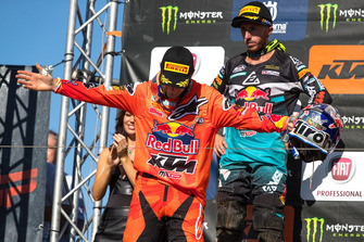 Jeffrey Herlings, Red Bull KTM Factory Racing, Tony Cairoli, Red Bull KTM Factory Racing
