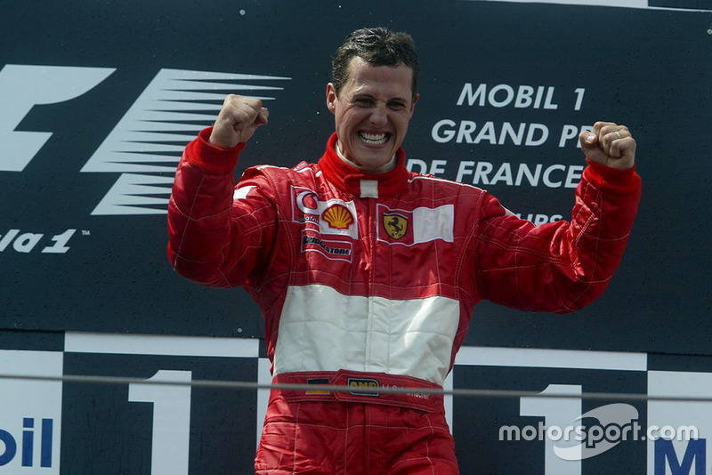 5. Michael Schumacher