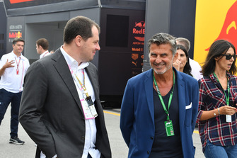 Enrico Zanarini and Alexander Moiseev, Chief Business Officer of Kaspersky Lab